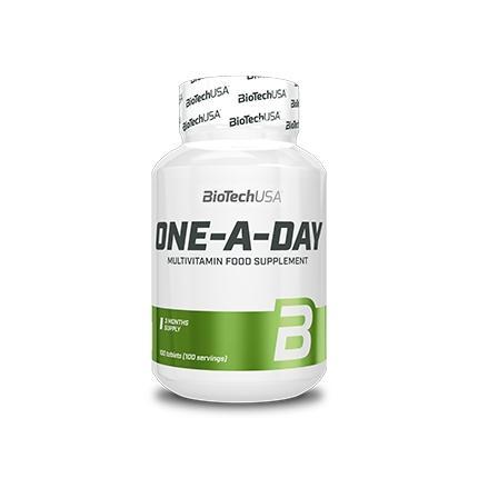 BioTech ONE a DAY, 100 таблеток