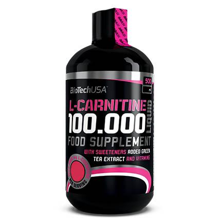 Biotech L-Carnitine 100 000, 500 мл