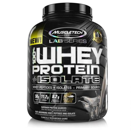 Muscletech 100% Ultra-Pure Whey Isolate Plus, 1.36 кг