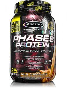 Muscletech Phase 8 Protein, 908 грамм