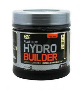 Optimum Nutrition Platinum Hydro Builder, 350 грамм