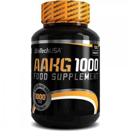 Biotech AAKG 1000, 100 таблеток