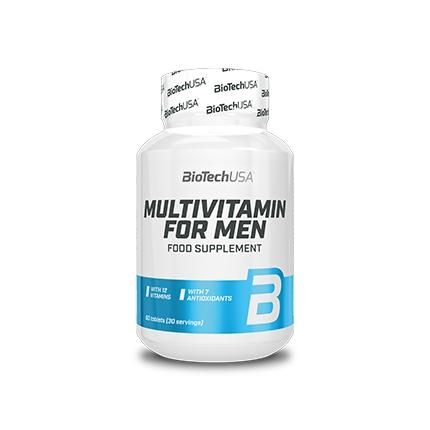 Biotech Multivitamin for Men, 60 таблеток
