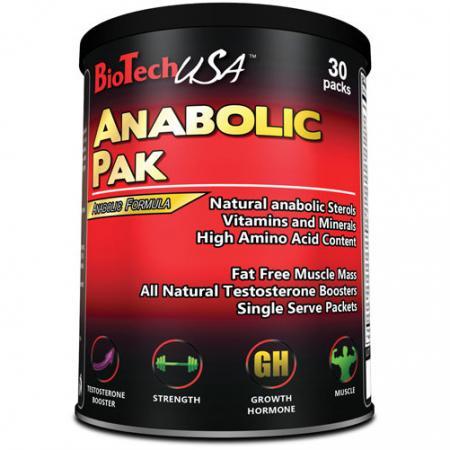 Biotech Anabolic Pak, 30 пакетиков
