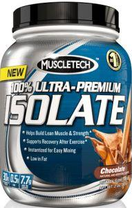 Muscletech 100% Ultra-Premium Isolate, 908 грамм