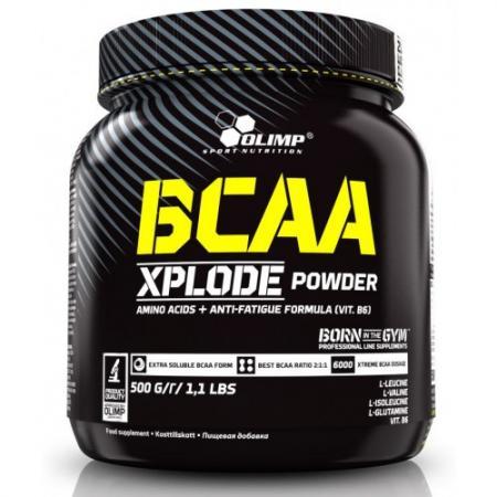 Olimp BCAA Xplode, 500 грамм