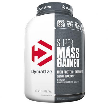 Dymatize Super Mass Gainer, 2.7 кг