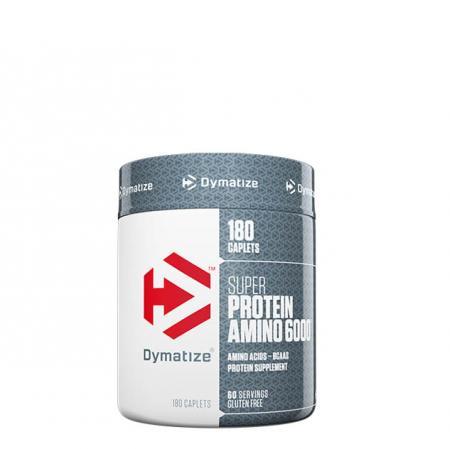 Dymatize Super Amino 6000, 180 каплет