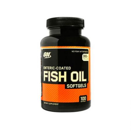 Optimum Fish Oil, 100 капсул