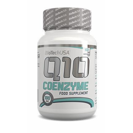 Biotech Coenzyme CoQ-10, 60 капсул