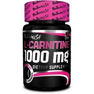 Biotech L-Carnitine 1000 mg, 30 табл