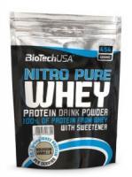 Biotech Nitro Pure Whey, 454 грамм