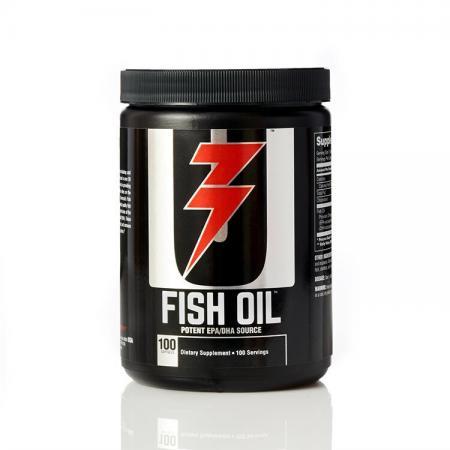 Universal Fish Oil, 100 капсул