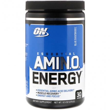 Optimum Essential Amino Energy, 270 грамм