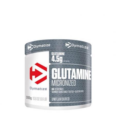 Dymatize Glutamine Micronized, 300 грамм