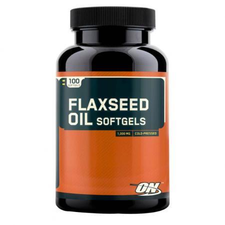 Optimum Flaxseed Oil, 100 капсул