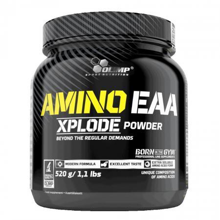 Olimp Amino EAA Xplode Powder, 520 грамм
