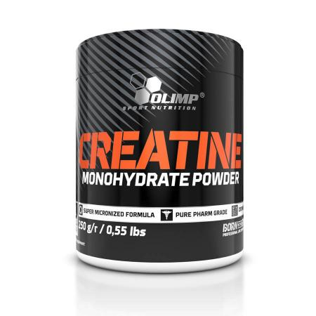 Olimp Creatine Monohydrate, 250 грамм