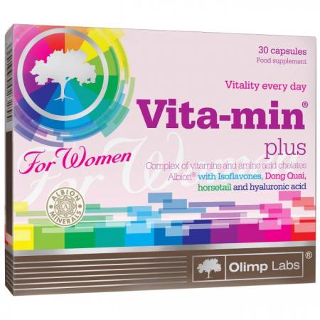 Olimp Vitamin Plus for Women, 30 капсул