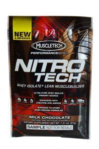 Muscletech Nitro Tech, 37 грамм