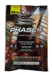 Muscletech Phase 8, 42 грамма