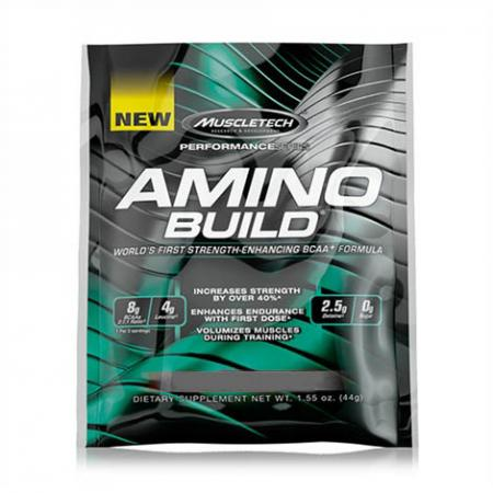 Muscletech Amino Build, 9 грамм