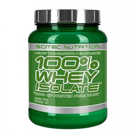 Scitec100% Whey Isolate, 700 грамм