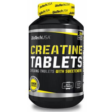 Biotech Creatine Tablets, 200 таблеток