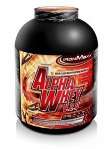 Ironmaxx Alpha Whey v.2.0, 2.35 кг