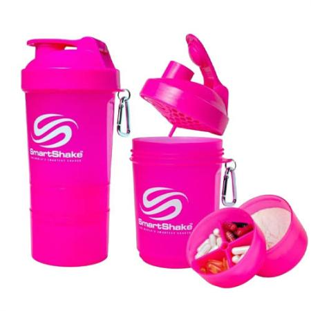 Smart Shake, 400 мл - розовый