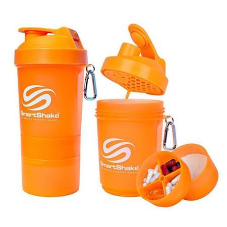 Smart Shake, 400 мл - оранжевый
