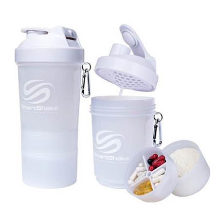 Smart Shake, 400 мл - белый