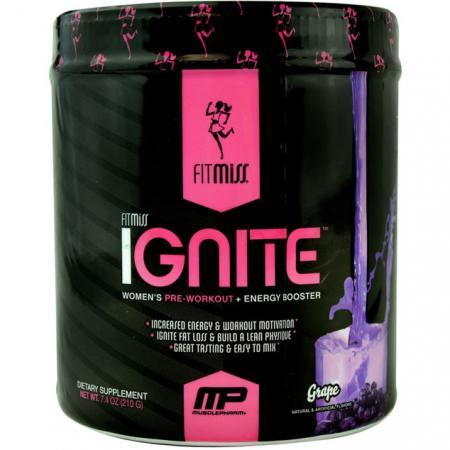 FitMiss Ignite Powder, 210 грамм