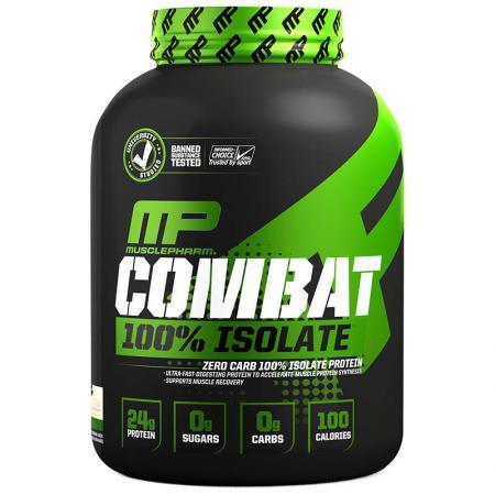 Musclepharm Combat Isolate, 907 грамм
