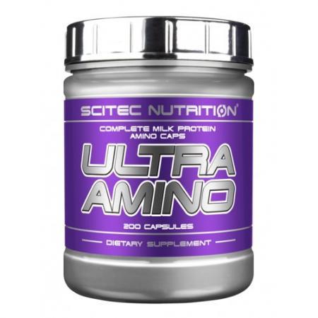 Scitec Ultra Amino, 200 капсул