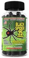 Cloma Pharma Black Spider, 100 капс