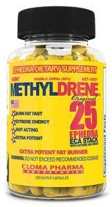 Cloma Pharma Methyldrene, 100 капсул