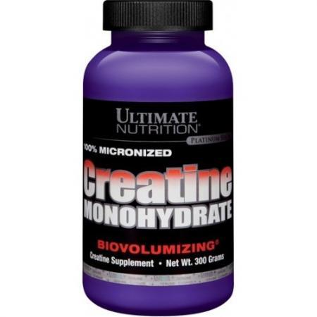 Ultimate Creatine Monohydrate, 300 грамм