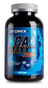 Atomixx BCAA Maxx, 400 капсул