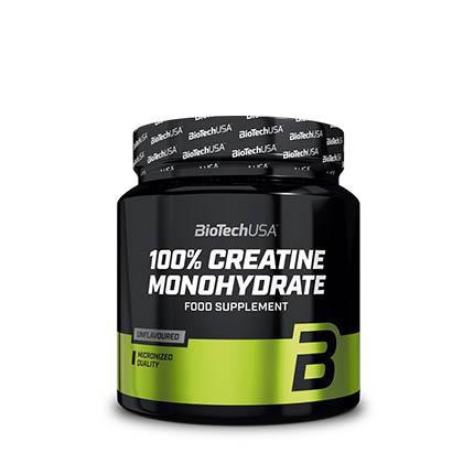 Biotech 100% Creatine Monohydrate, 300 грамм