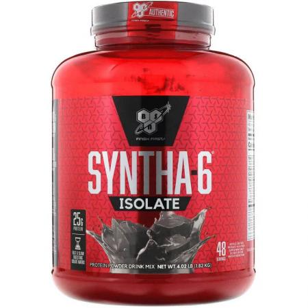 BSN Syntha-6 Isolate, 1.8 кг