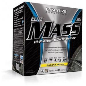 Dymatize Elite Mass Gainer, 4.5 кг