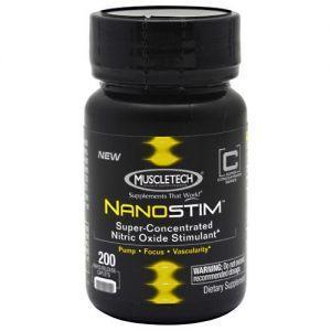 Muscletech NanoStim, 200 таблеток