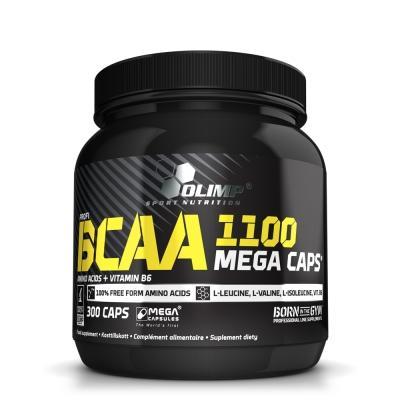Olimp BCAA Mega Caps, 300 капсул