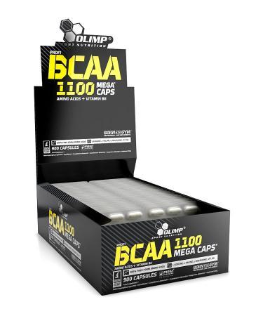 Olimp BCAA Mega Caps, 900 капсул