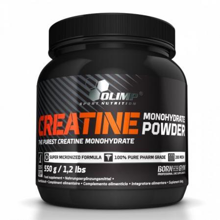 Olimp Creatine Monohydrate, 550 грамм