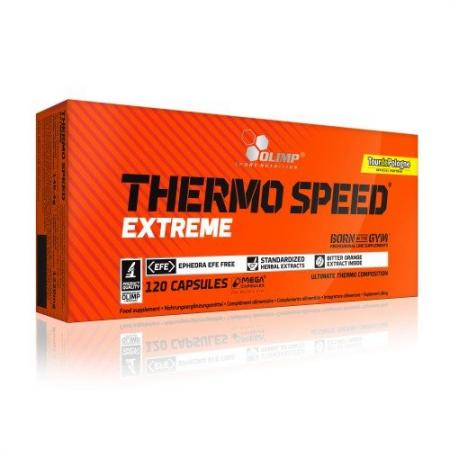 Olimp Thermo Speed Extreme, 120 капс