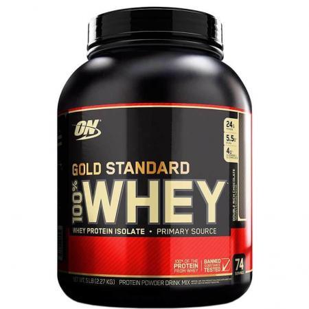Optimum Gold Standard 100% Whey, 2.27 кг