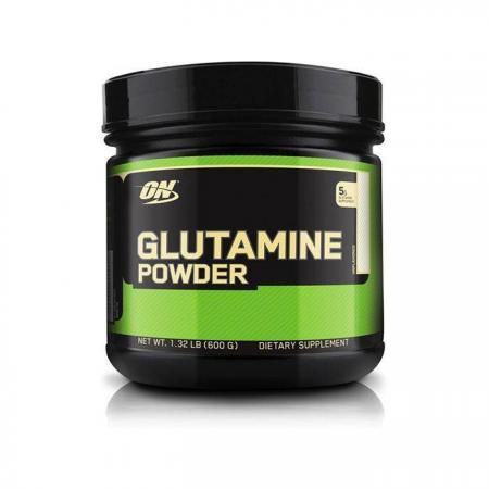 Optimum Glutamine Powder, 600 грамм
