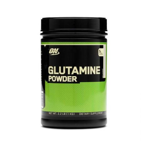 Optimum Glutamine Powder, 1 кг